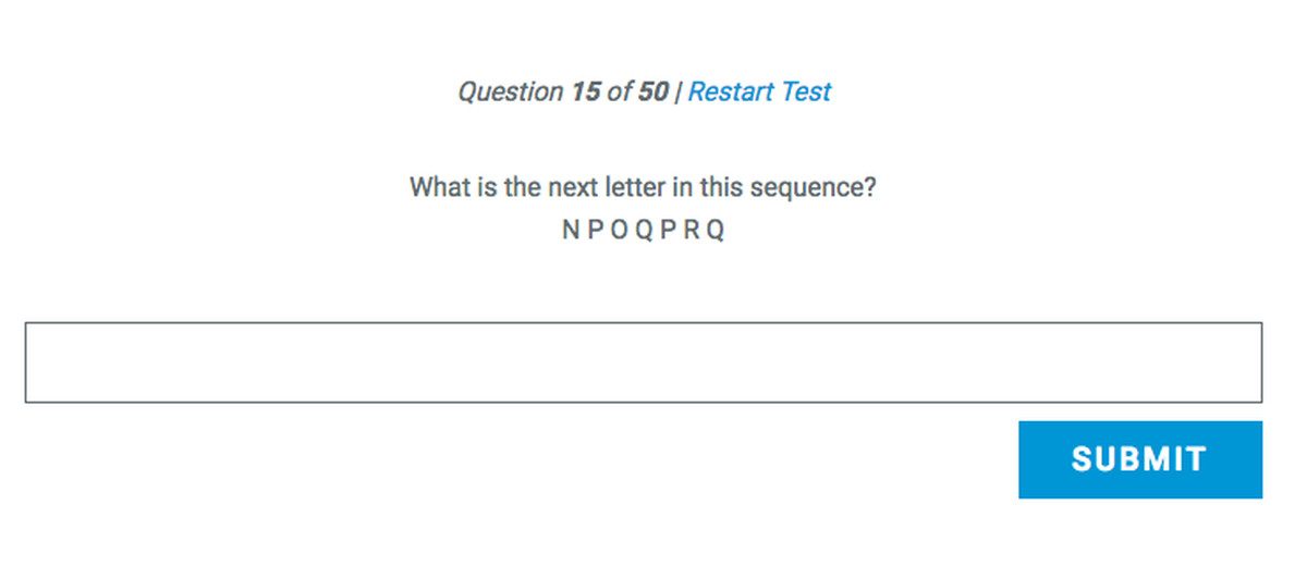 Wonderlic Test Nfl Combine Iq Test Is Difficult Take It For