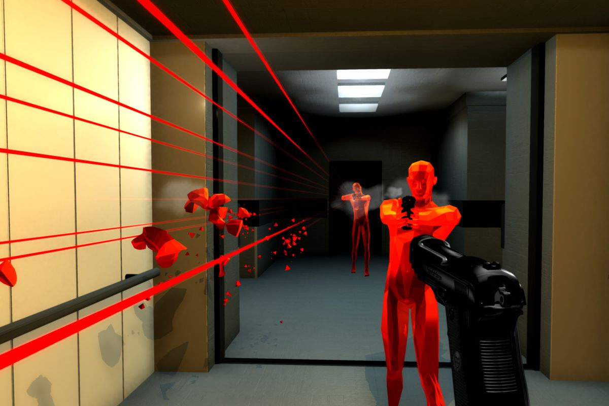 how superhot u0026 39 s playable prototype led to kickstarter