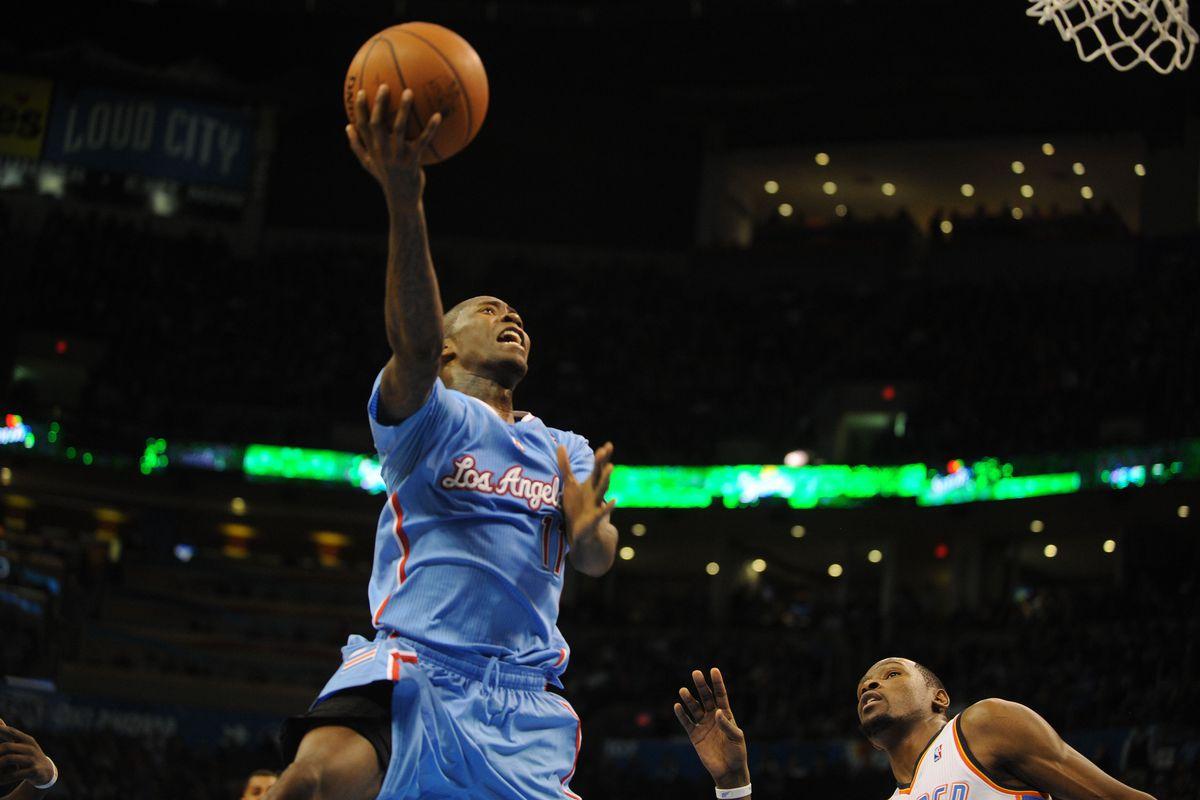 2014 NBA scores  Clippers outlast Thunder in high-scoring affair ... 3511b20c8
