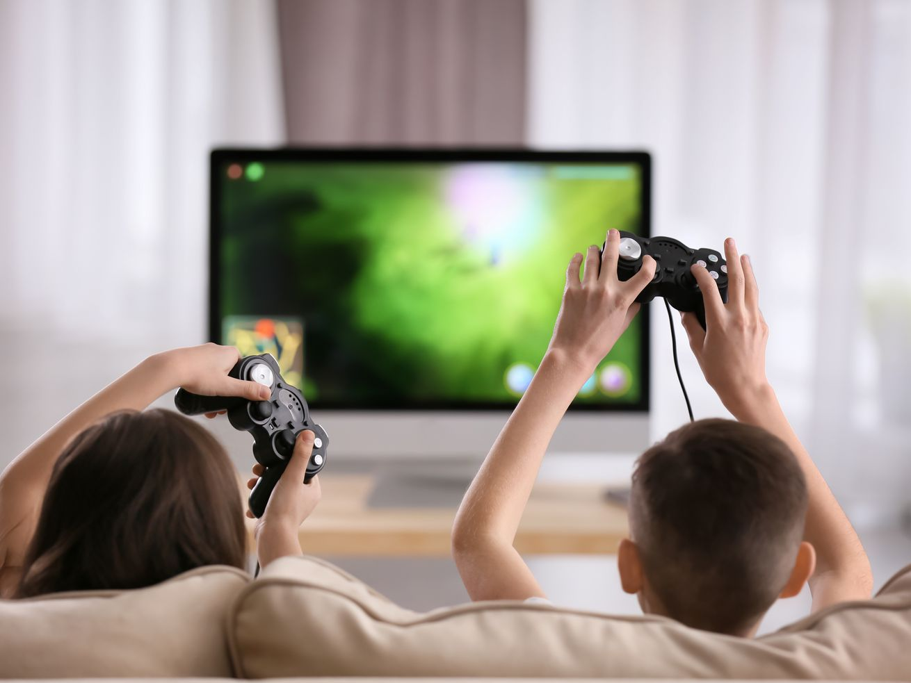 One expert suggests having kids earn money or use their allowance to buy virtual currency for game-playing.