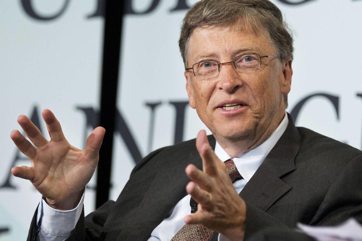 Bill Gates says education reform is tougher than eradicating