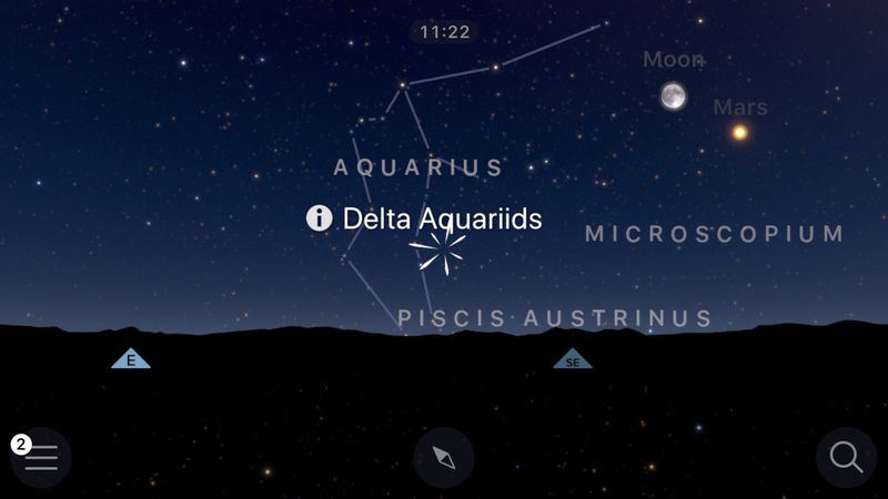 Image_1 The Delta Aquariids meteor shower is Friday night. Here's how to watch.
