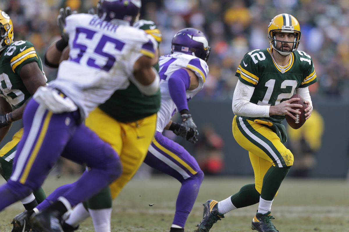Image result for packers vikings week 2