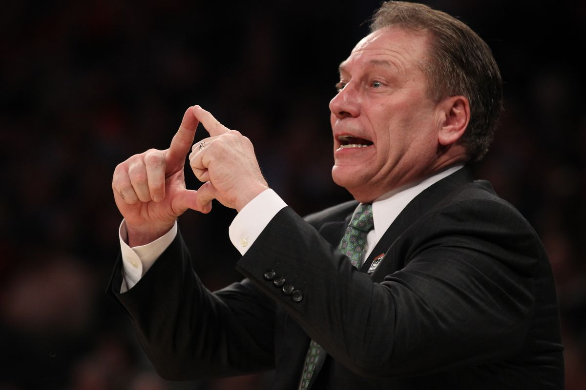 MSU head coach Tom Izzo has the Spartans building towards another high point thanks to his strong recruiting
