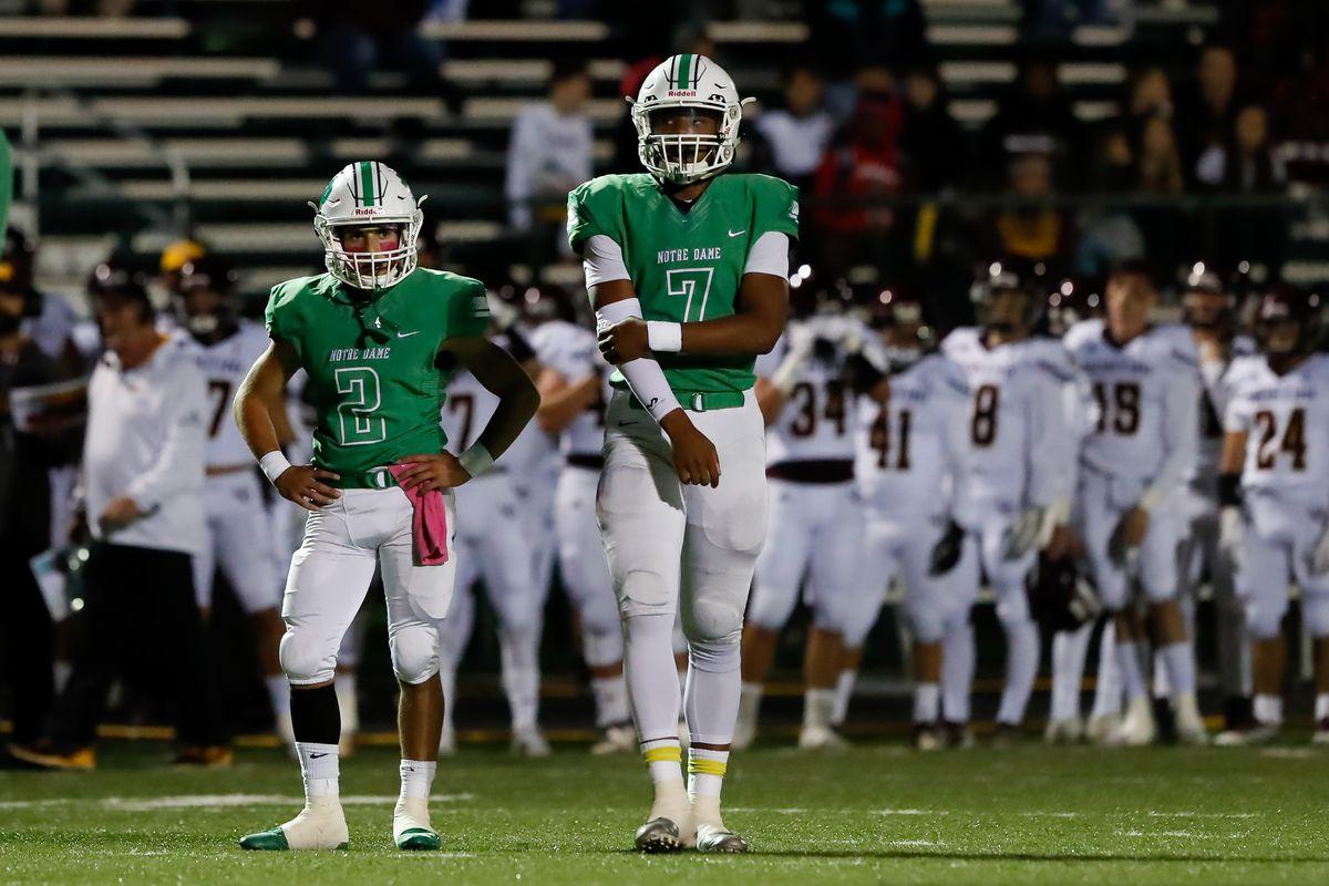 Previews of Week 8's top five high school football games