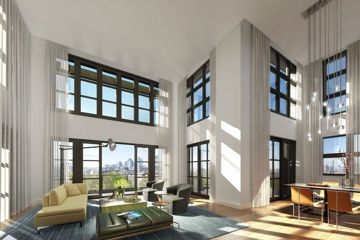 Greenpoint s priciest condo ever could be this for Brooklyn penthouses for sale