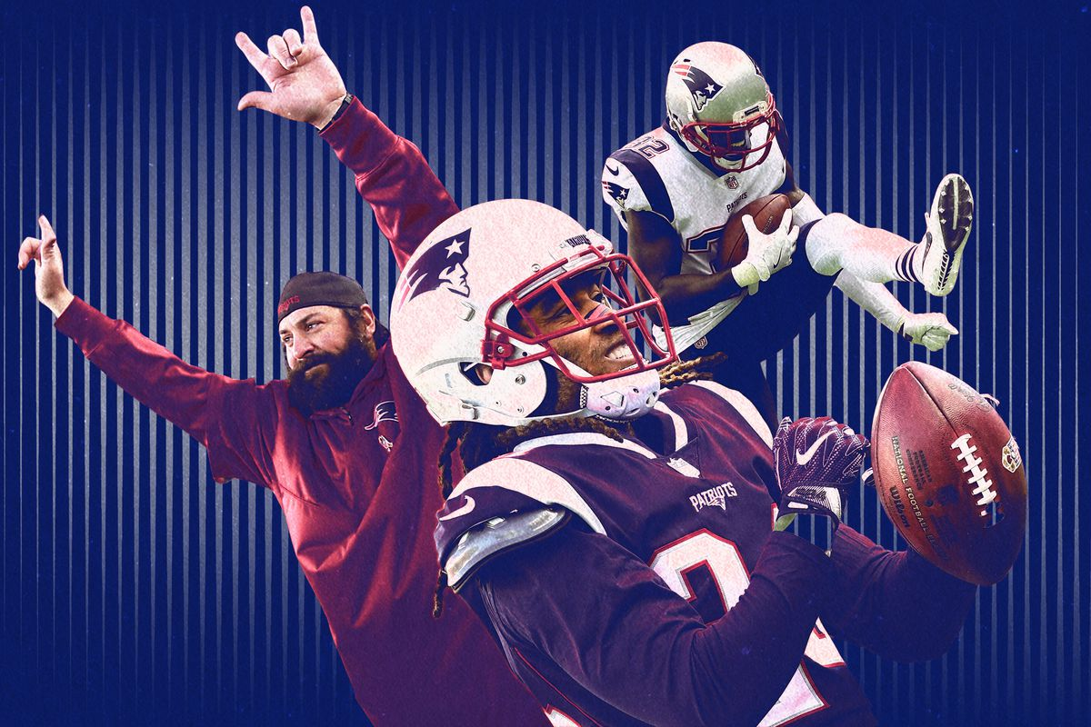 570ec6a55ee The Patriots May Have Fixed Their Fatal Flaw - The Ringer