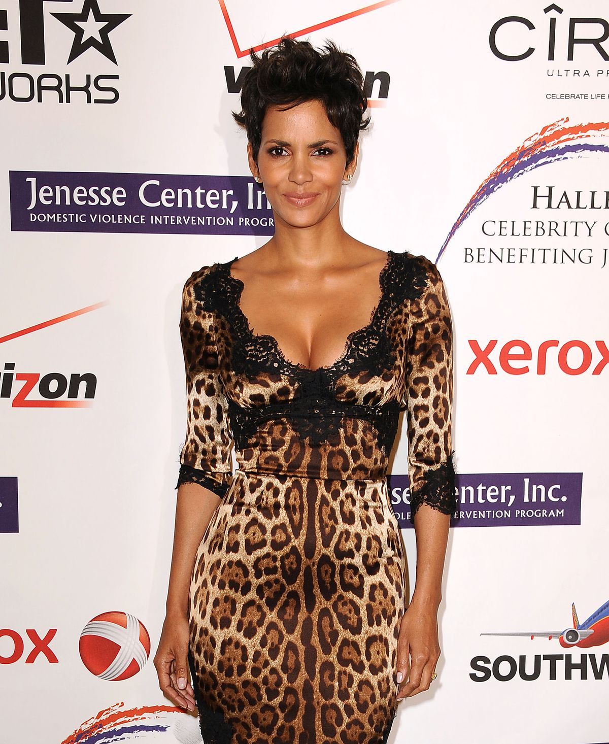f6166ced0 Halle Berry at the 2012 Jenesse Silver Rose Awards gala and auction. Photo   Jason LaVeris FilmMagic