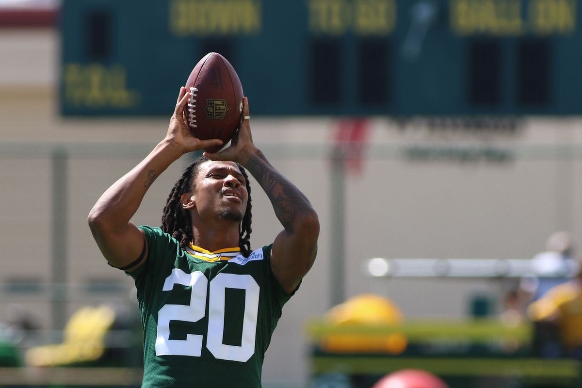 NFL: AUG 10 Packers Training Camp