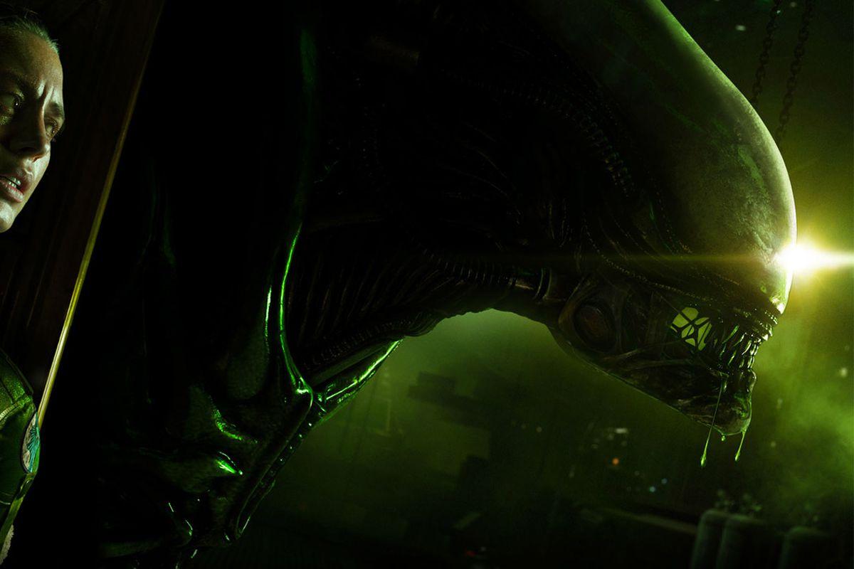 Alien: Isolation art
