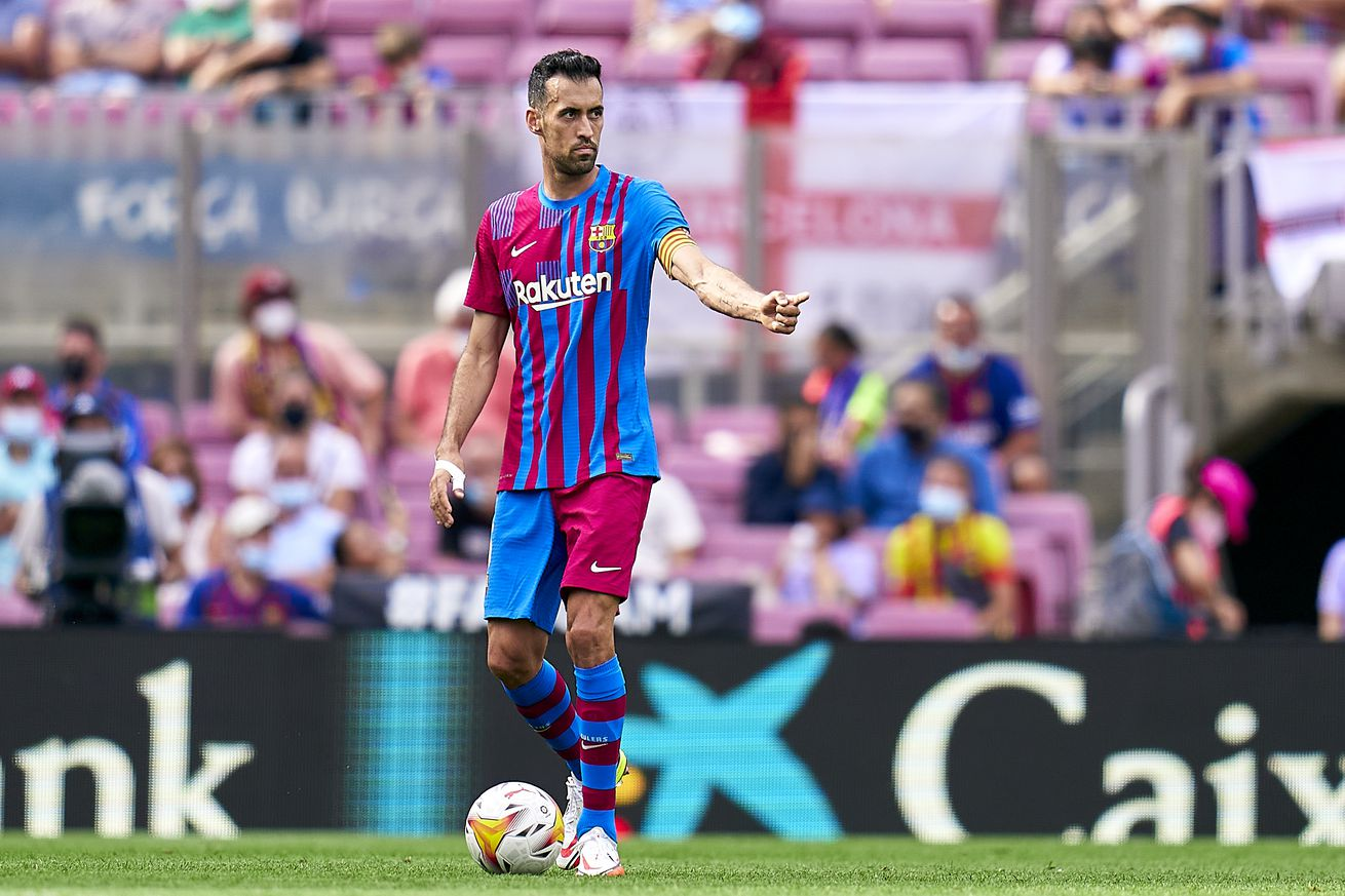 Busquets gives his verdict on Barca?s UCL hopes