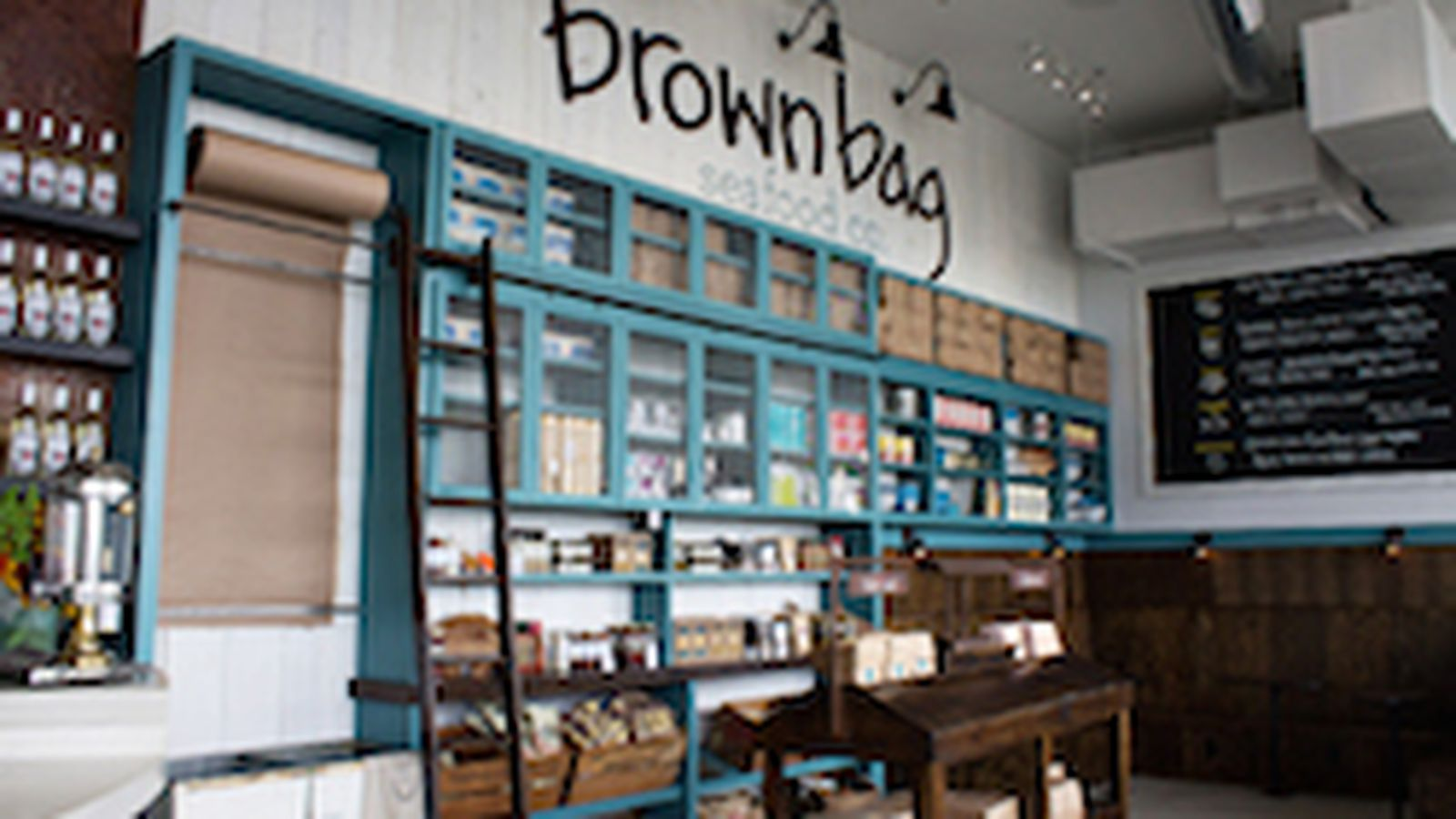 Brown Bag Seafood Co Le Pain Quotin West Loop More Openings