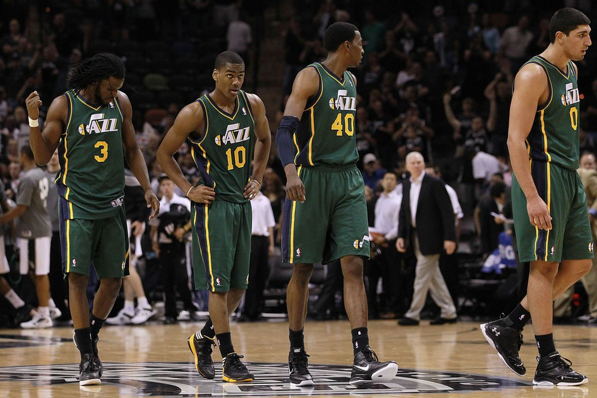 Who's ready to get back to work? These guys are. (<em>Except Jeremy Evans, who needs to enjoy his honeymoon . . . or something . . . I'm not stalking him</em>.)