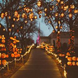Pumpkin Nights will be open Oct. 13-29 at the Utah State Fairpark.
