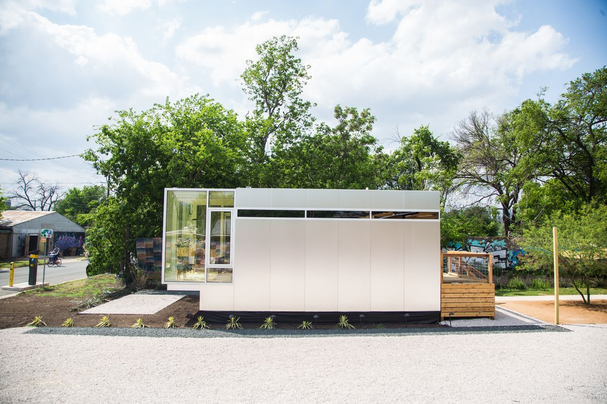 This Smart Tiny Prefab Could Be An Answer To Affordable Housing Curbed