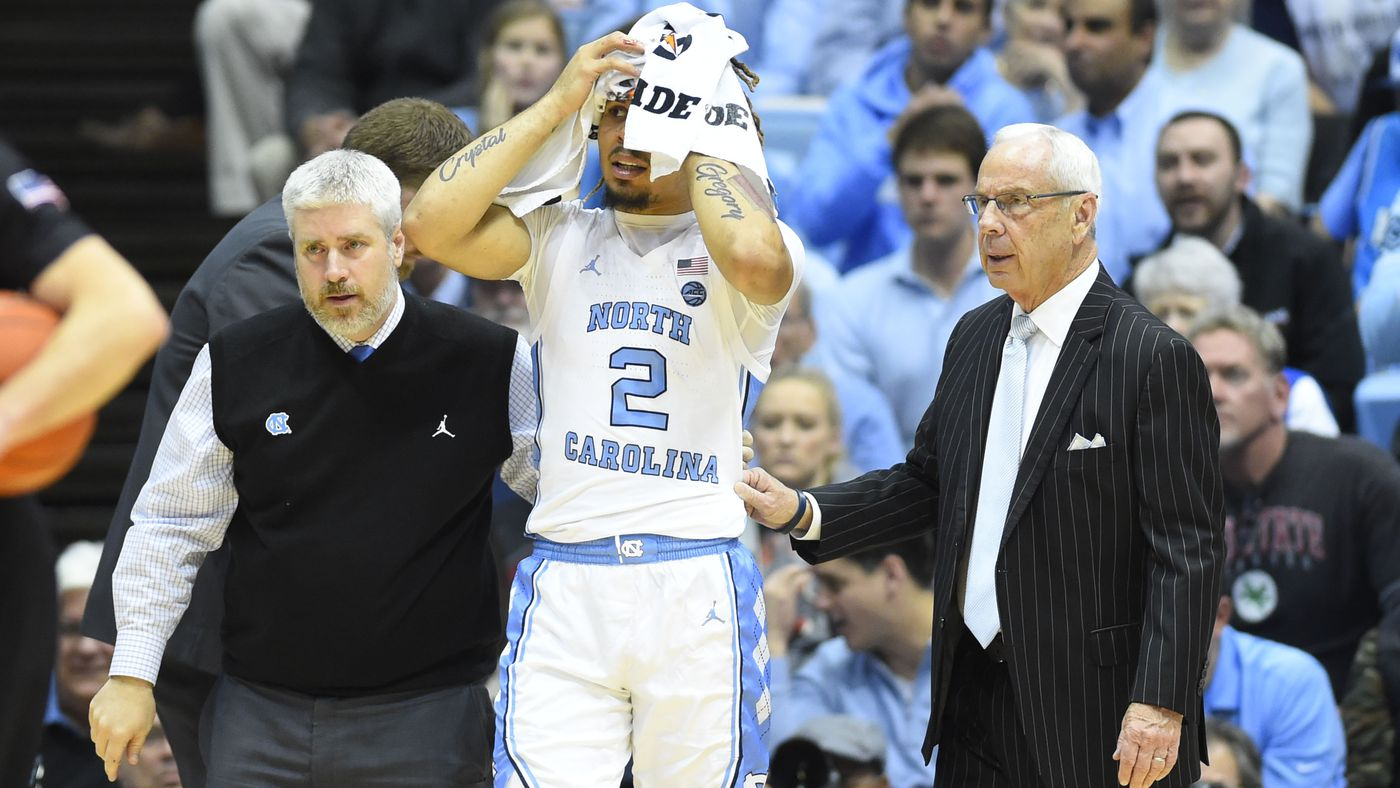 UNC loses Armando Bacot and the game to Ohio State, 74-49 - Tar ...