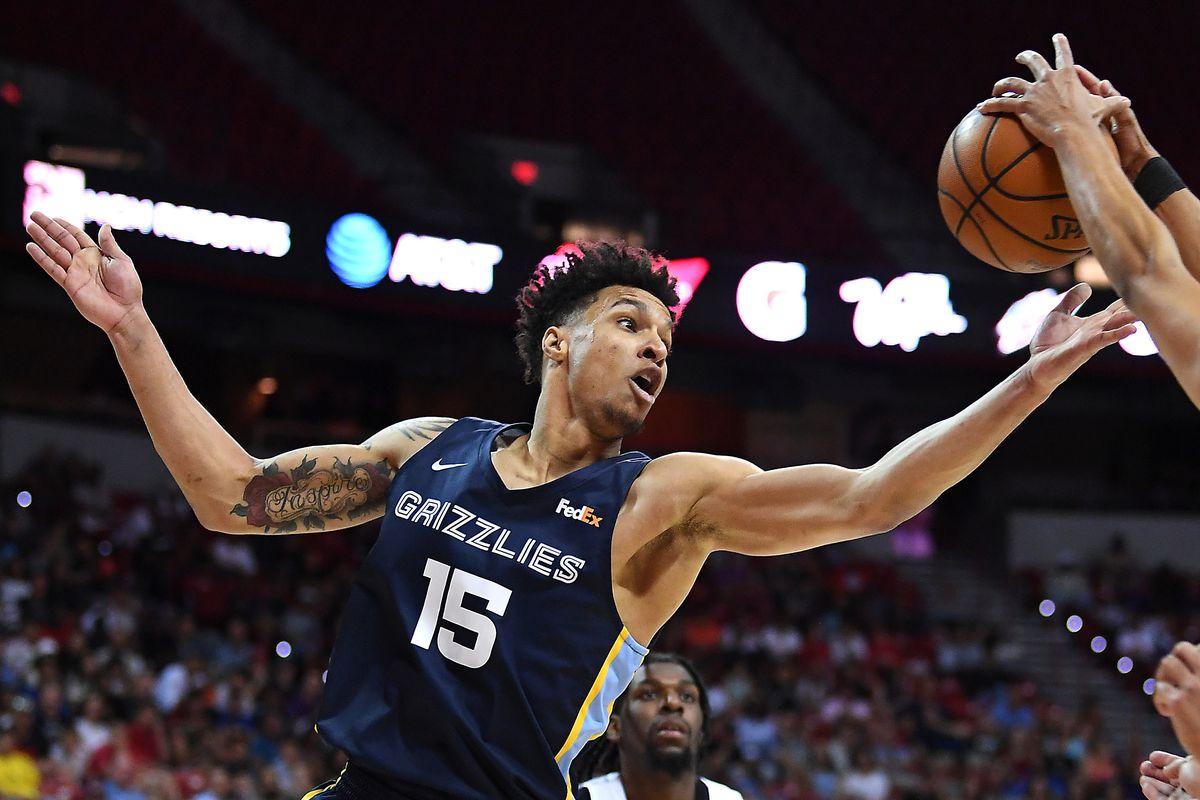 NBA: Summer League-Memphis Grizzlies at Minnesota Timberwolves