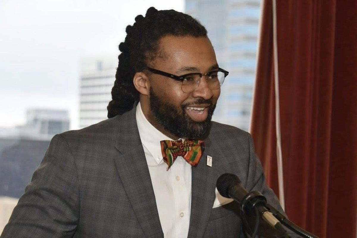 Local attorney Reginald Streater was picked by Mayor Jim Kenney to sit on Philadelphia's Board of Education in December 2020.