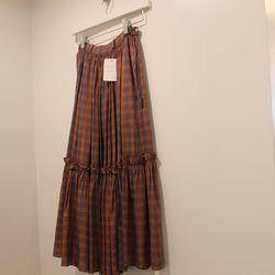Fiorucci skirt, $175