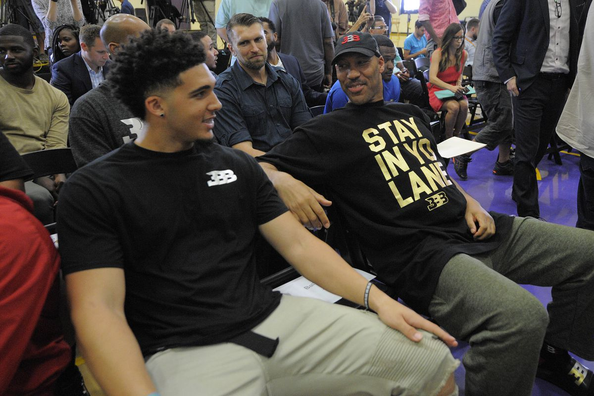 Donald Trump Impact Unclear in LiAngelo Ball, UCLA Shoplifting Case