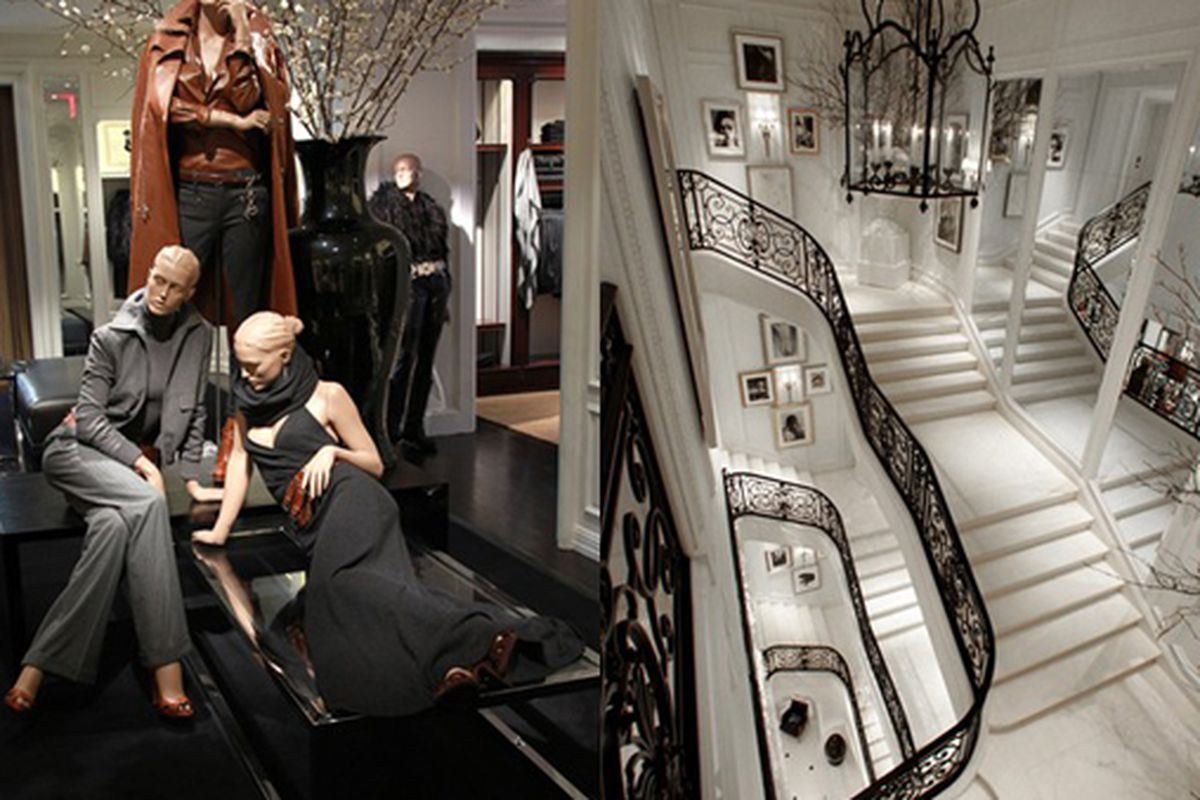 e4e09d0b87 The New Ralph Lauren Store Is What Luxury Dreams Are Made Of - Racked NY