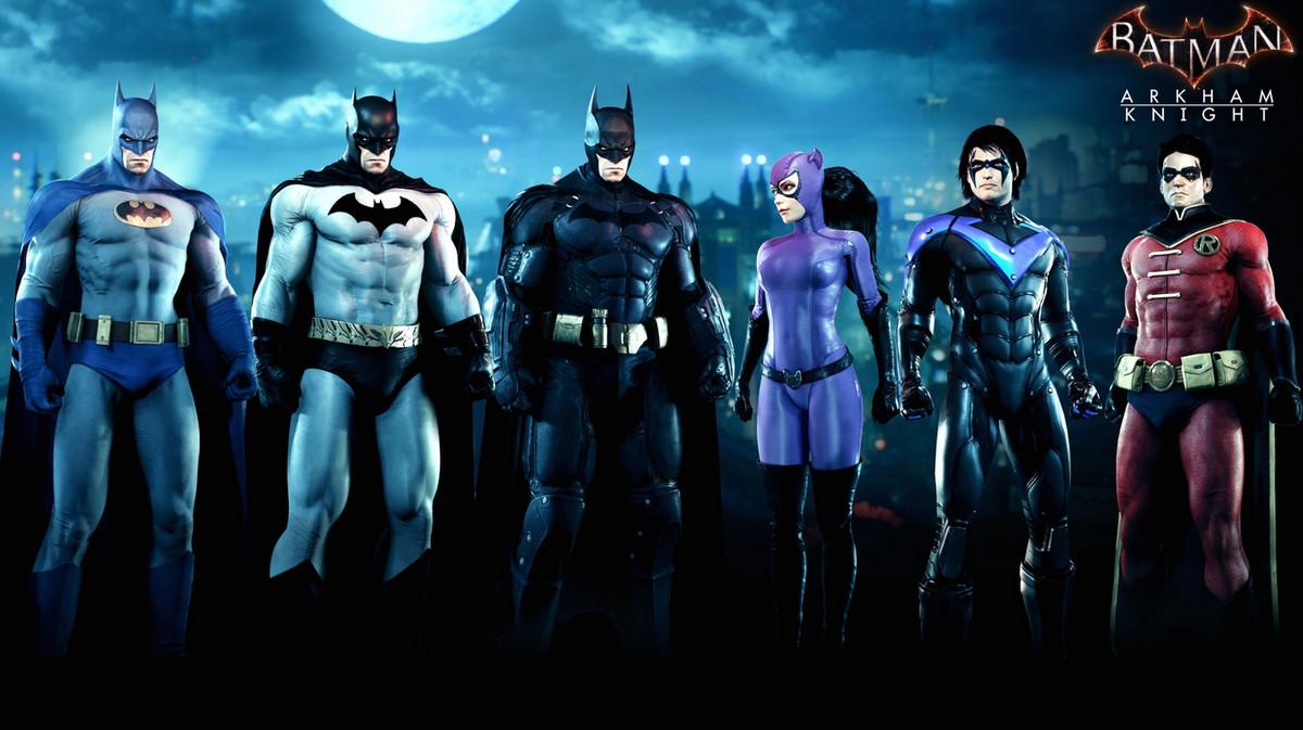 batfamily skins