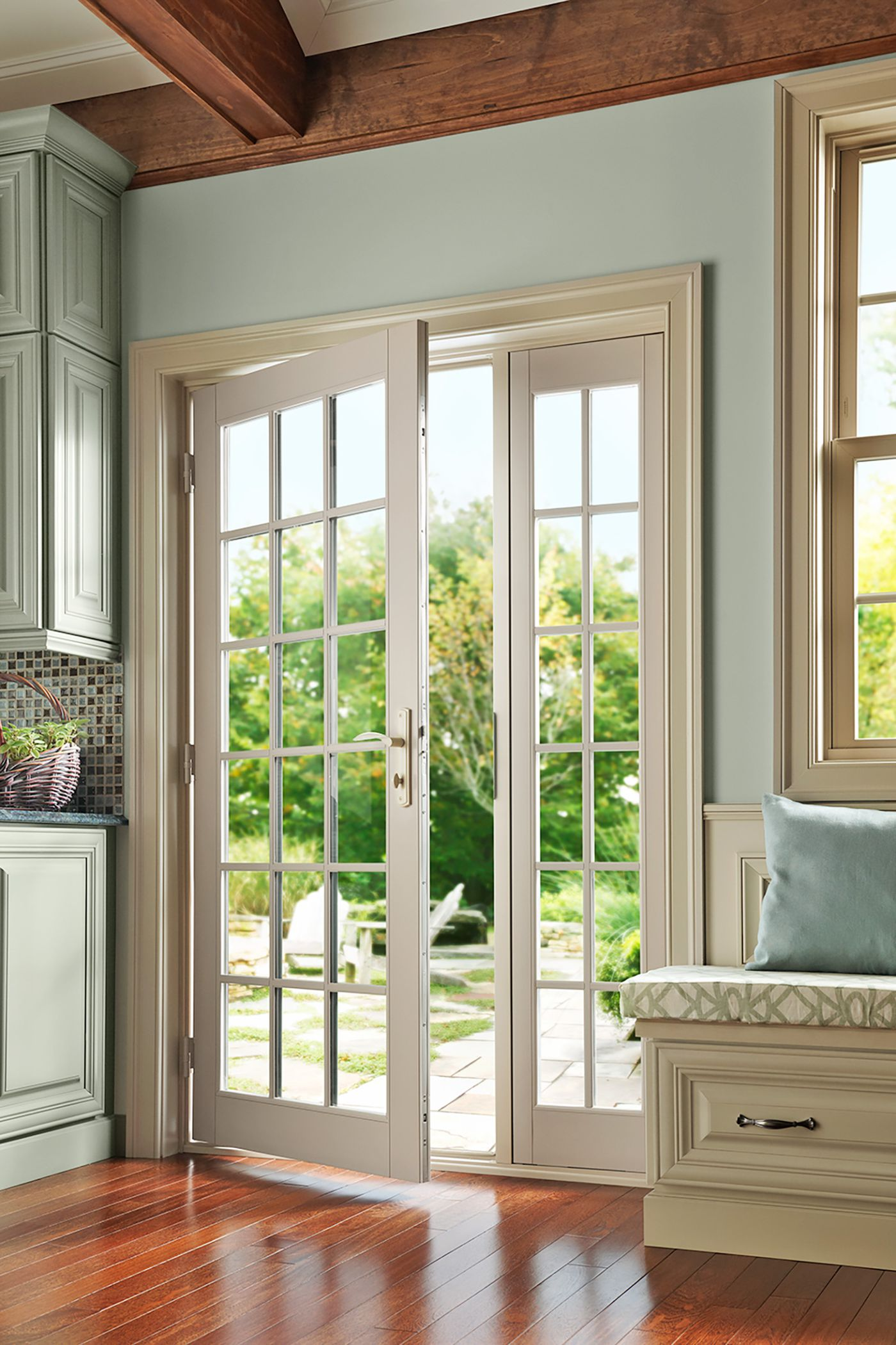 All About Exterior French Doors This