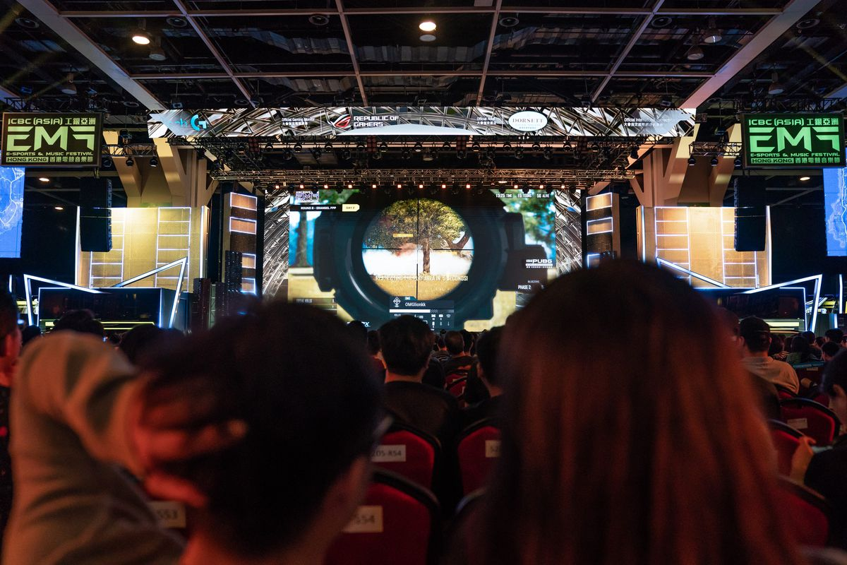 E-Sports & amp; Music Festival Hong Kong