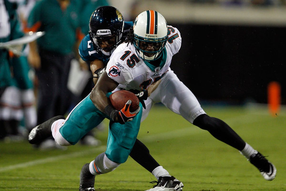 Dolphins fans love this little guy, but will he be the star of Miami's wideout corps this season?