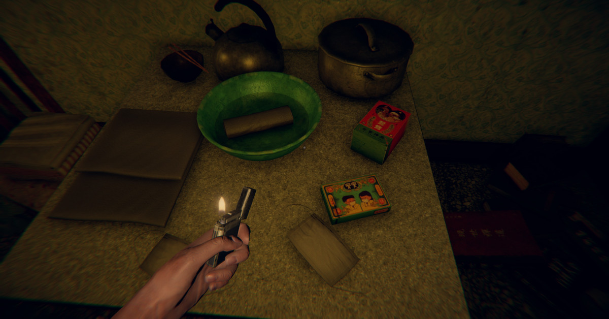 Taiwanese horror game Devotion now back on sale after Steam and GOG controversies
