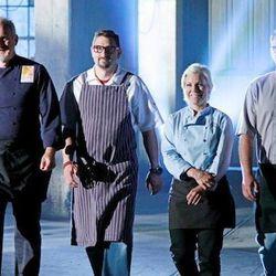 Time Machine Chefs