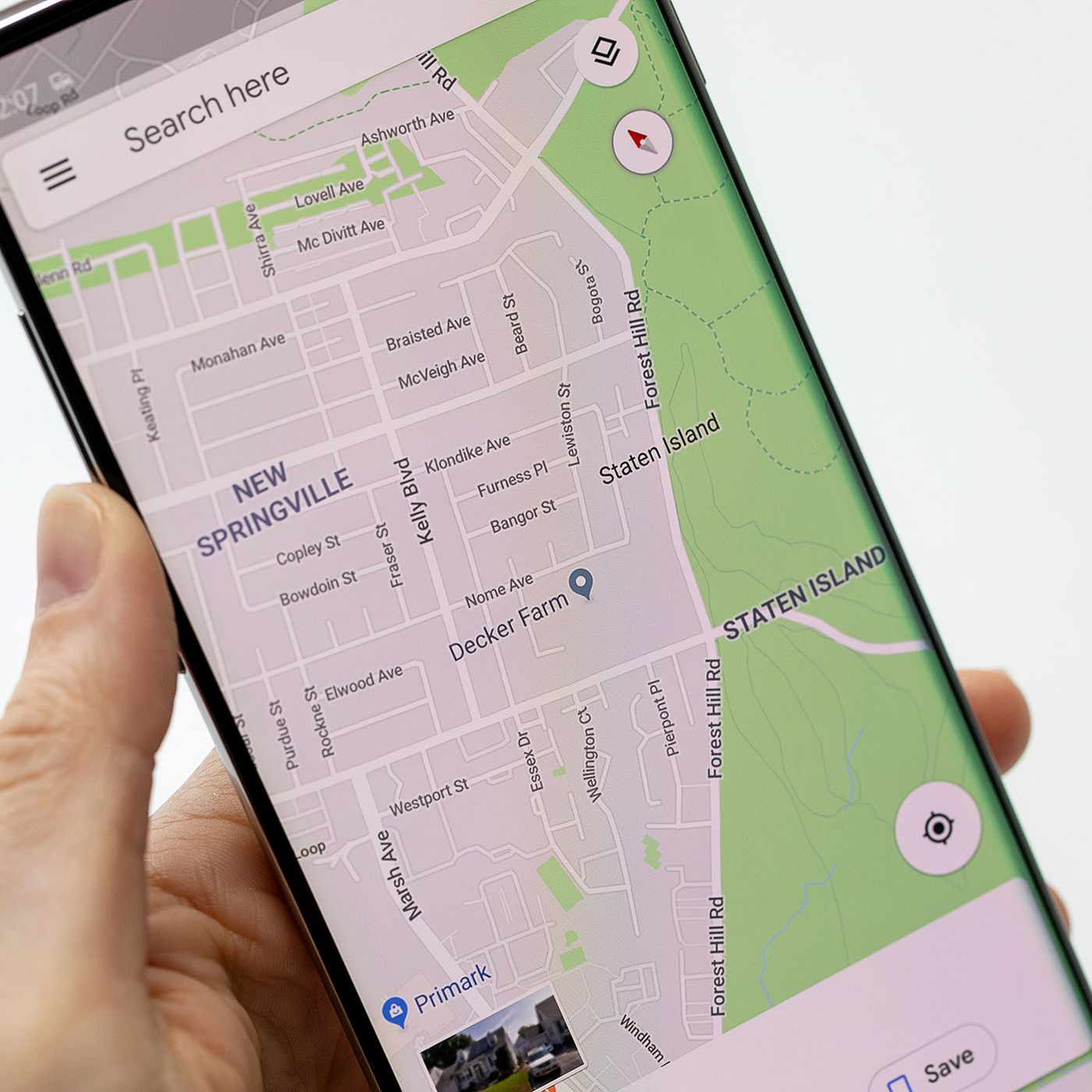 How to use Google Maps to save your parking location - The Verge