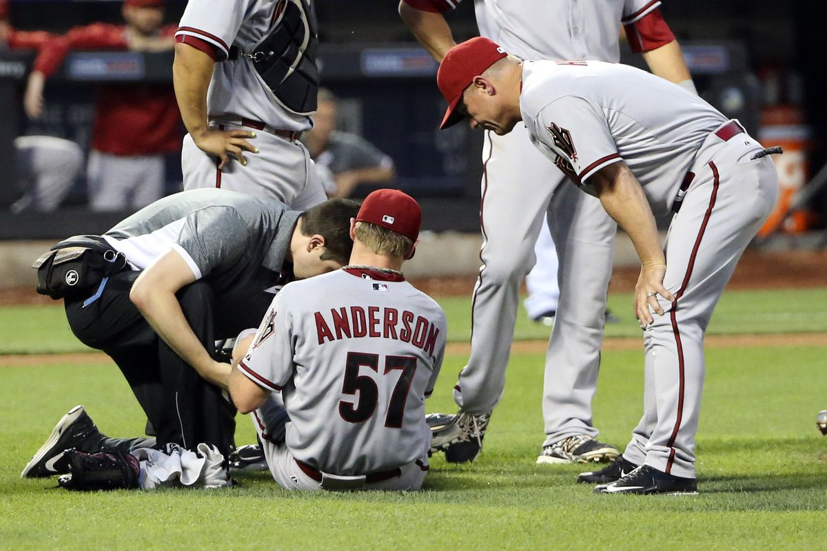 the healthy 2015 arizona diamondbacks - az snake pit