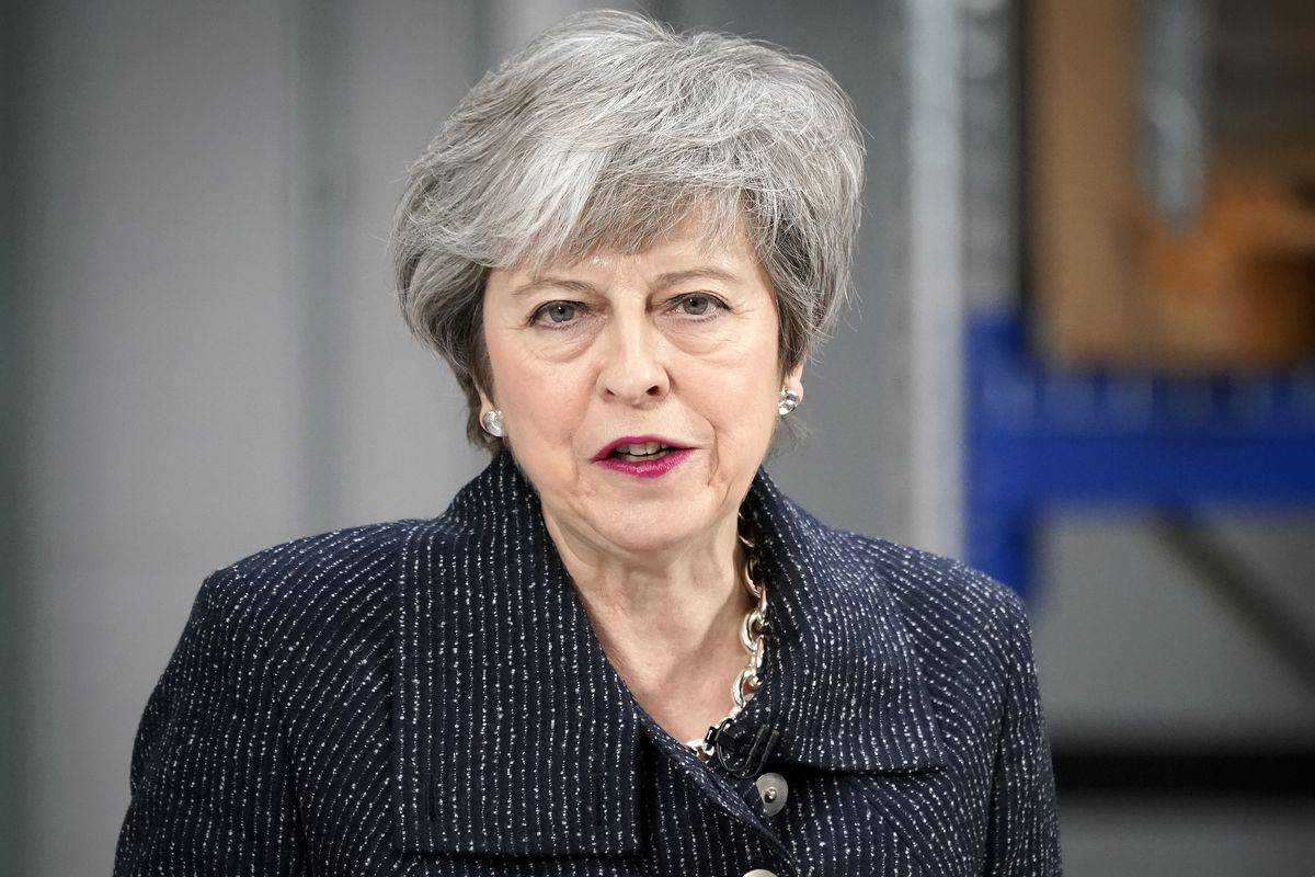 366f1694728 Brexit vote: Theresa May's deal fails again - Vox