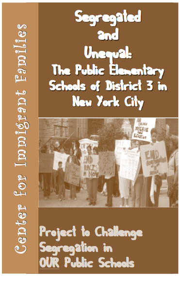 CIF's 2003 report about segregation in District 3