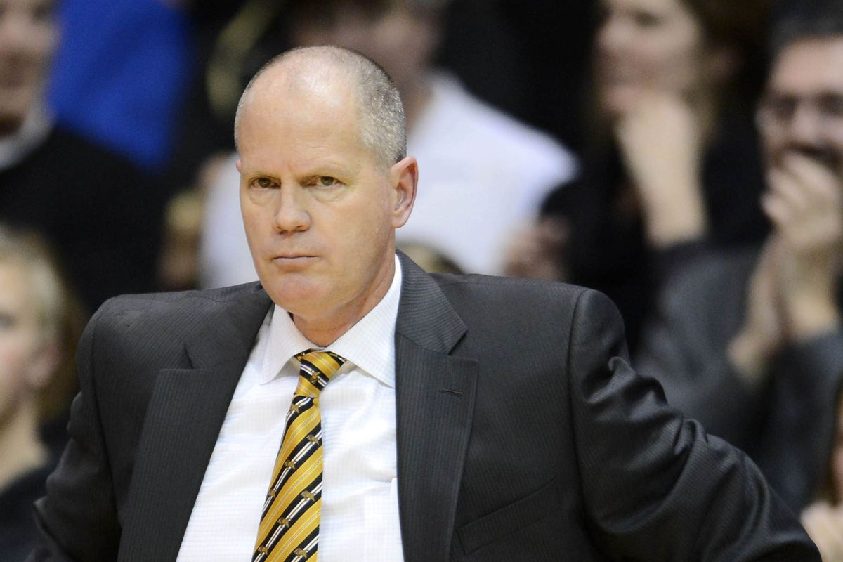 Tad Boyle wasn't happy with the officiating tonight