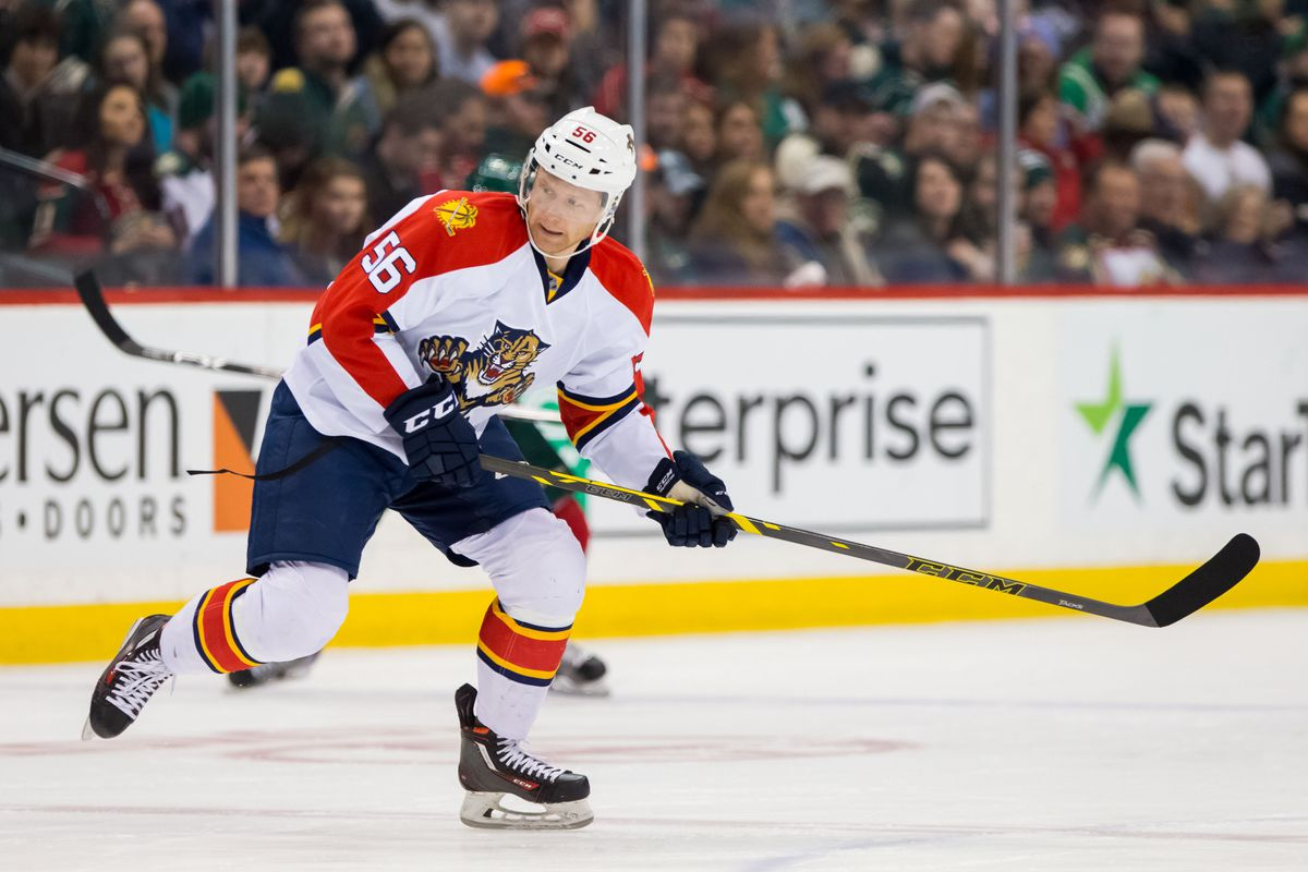 Mike Matheson scored Portland's only goal.