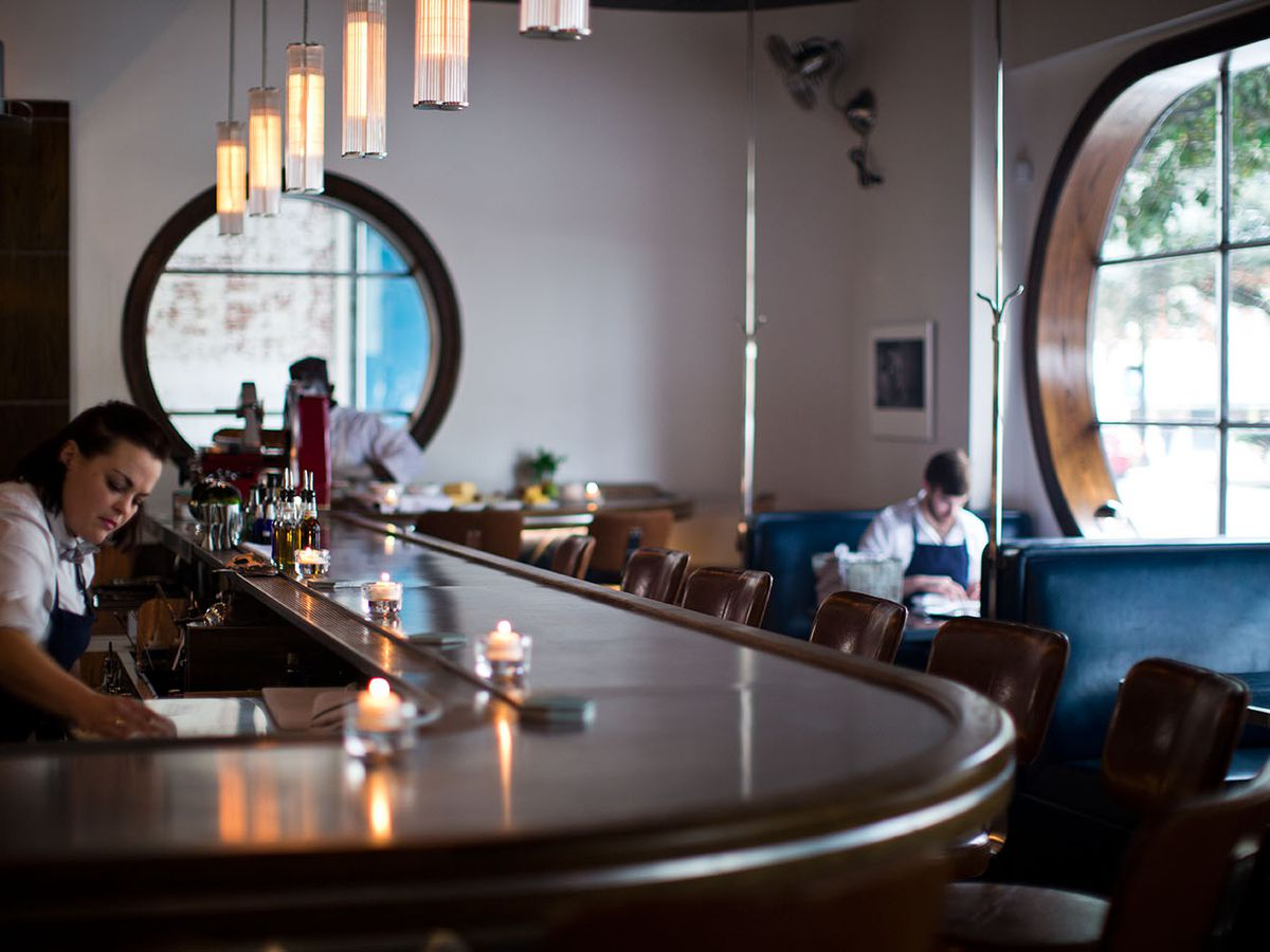 Changing Were The Words Used By Eater Restaurant Editor Bill Addison When Describing Grey In His Review Of Savannah Restaurants