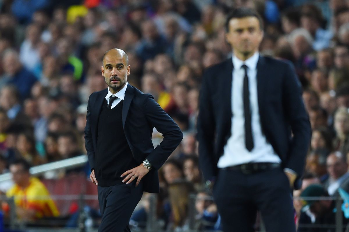 Tactics: Key Difference Between Luis Enrique's Barcelona and