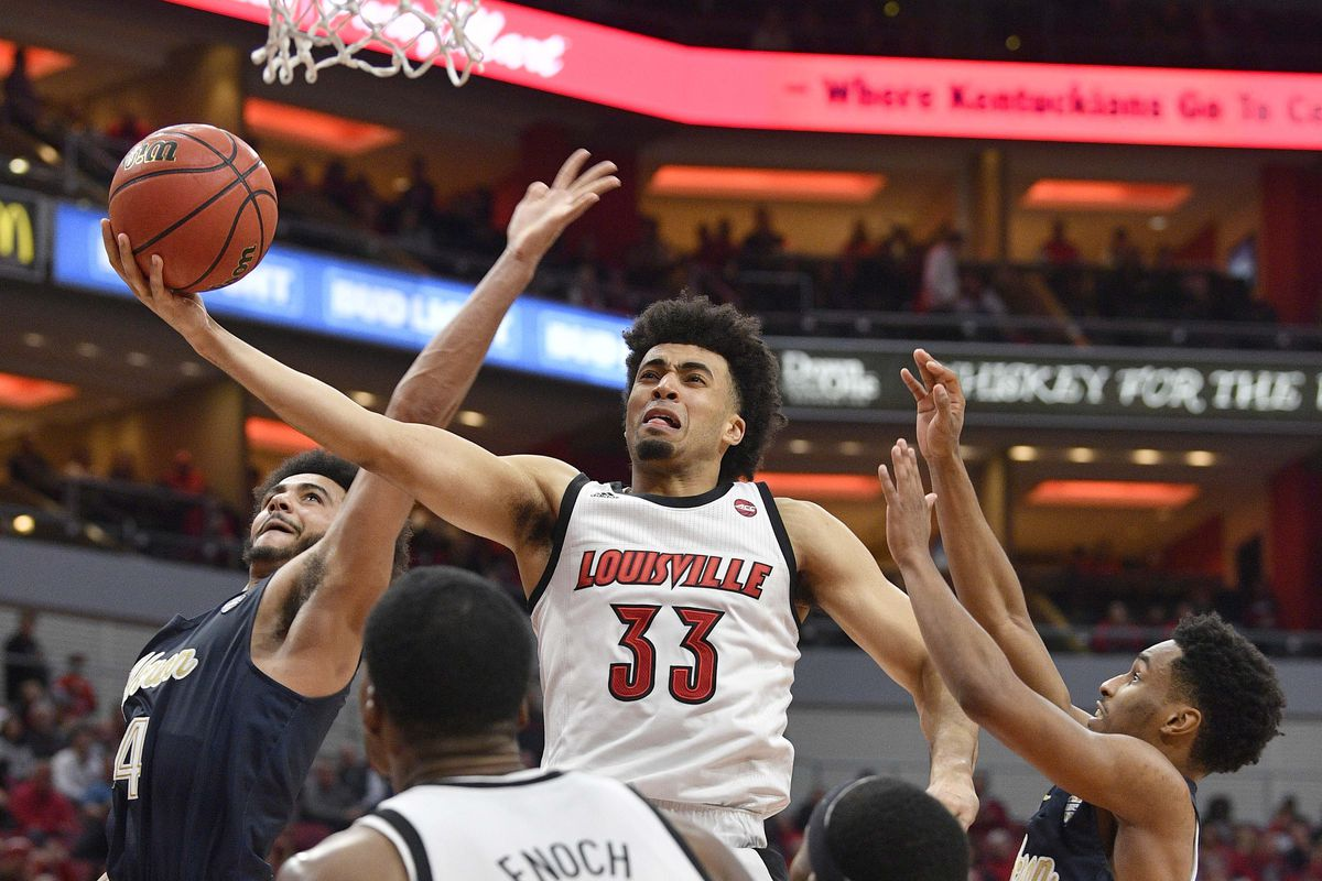 College Basketball Rankings Louisville Your New No 1 In