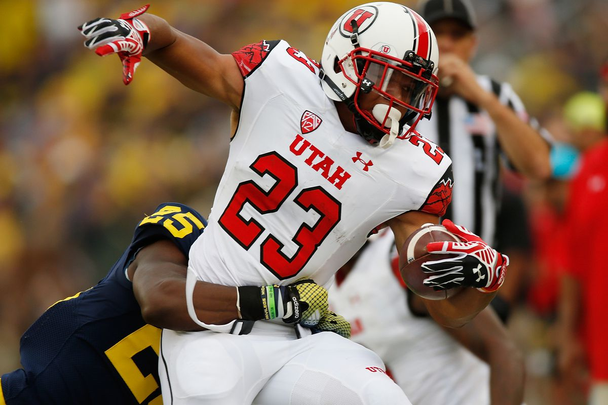 Utah's rise in Michigan helped the Utes rise in the BlockU Pac-12 Power Poll.