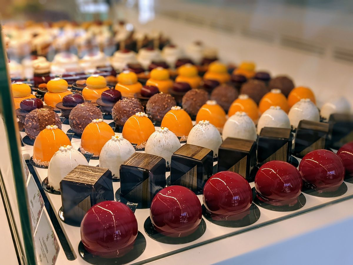 For some of the most beautiful and delicious desserts in Los Angeles: Artelice Patisserie.