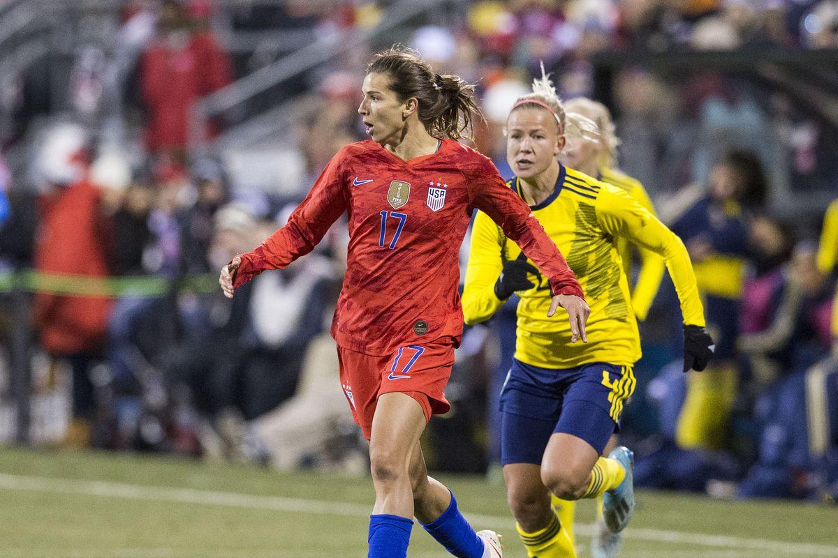 Soccer: International Friendly Women's Soccer-Sweden at USA