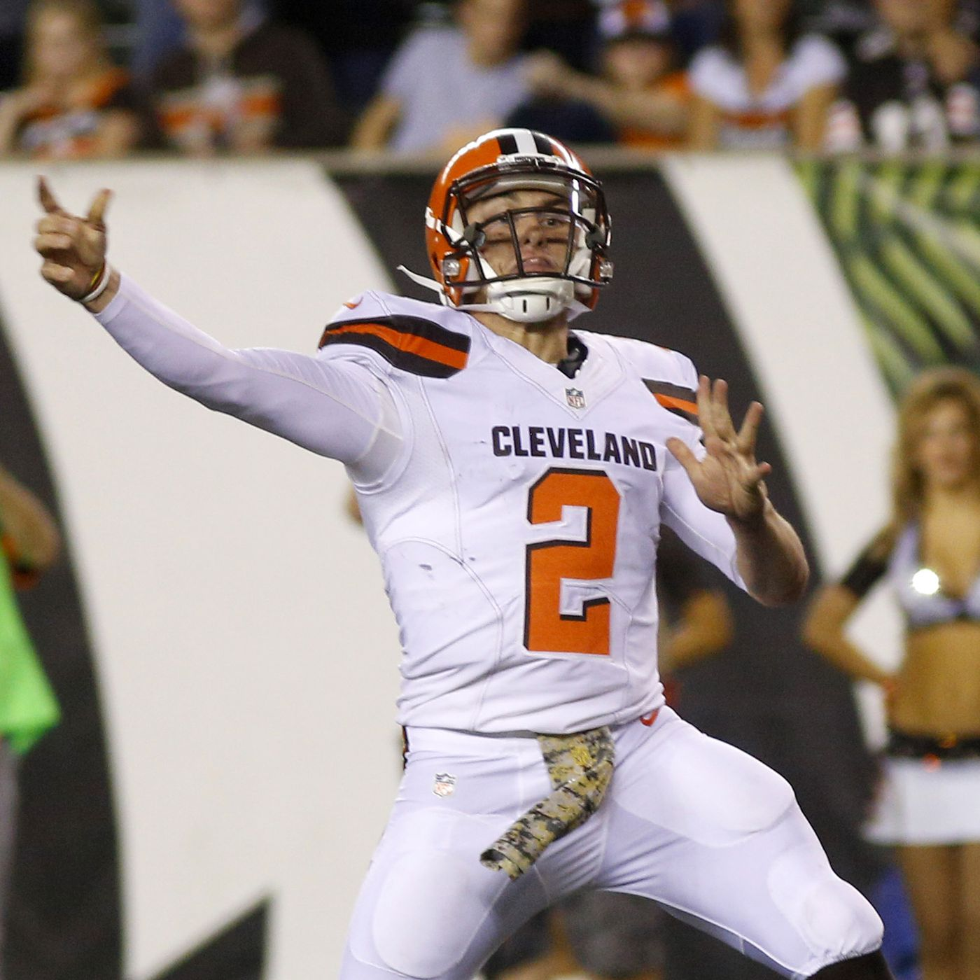 597038a43 Browns expected to start Johnny Manziel against Steelers - SBNation.com