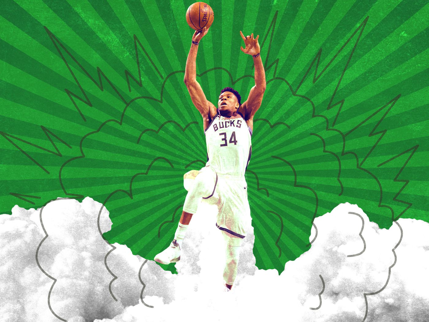 Giannis Is Ready for Liftoff - The Ringer