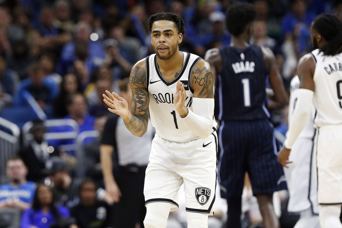 Bleacher Report interview with D Angelo Russell  on Magic Johnson ... 394fc6bff