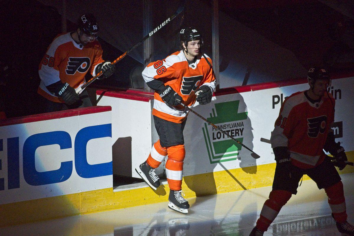 NHL: JAN 13 Penguins at Flyers