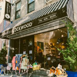 """<b>↑</b><b><a href="""" http://lockwoodshop.com/"""">Lockwood</a></b> (3215 33rd Street) is one-stop shopping in the most eclectic way. You'll find unique home décor, locally made accessories, tees and jewelry, irresistible apothecary items and quirky kitchen g"""