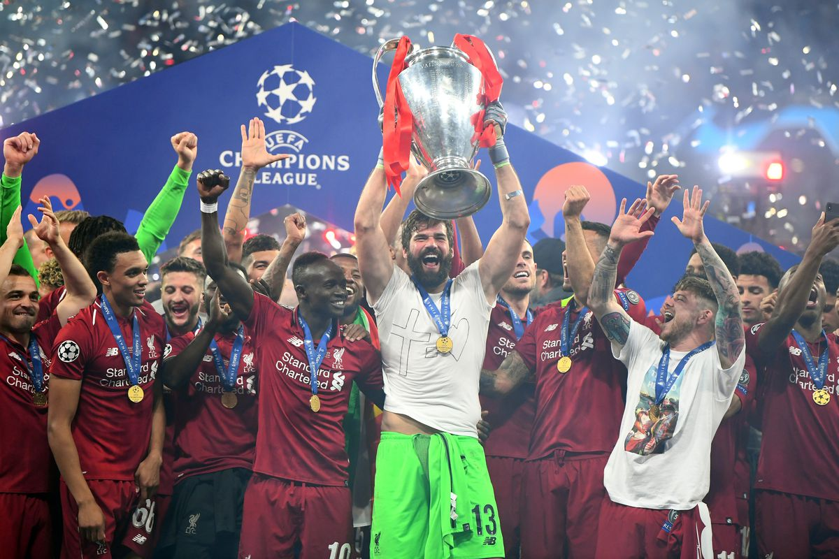 Image result for liverpool champions league champions