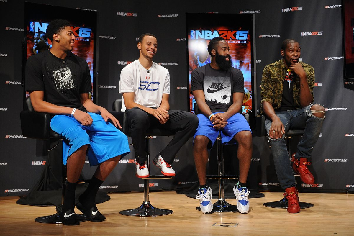NBA 2K15 Uncensored
